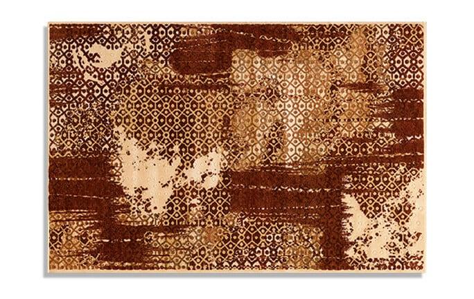Expression Brick Rug (5' x 7'6