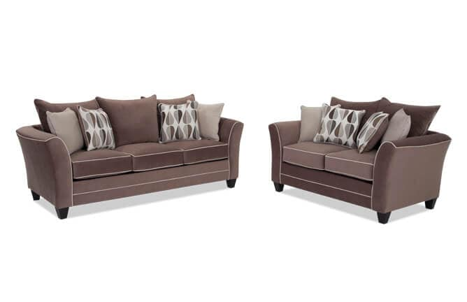 Piper Sofa & Loveseat