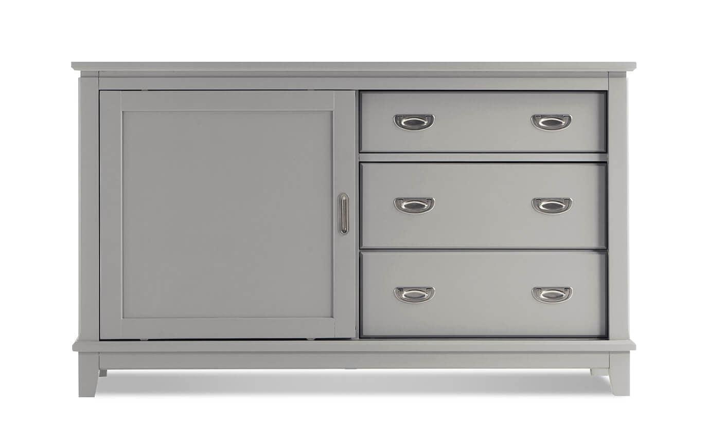 Chadwick Gray Dresser