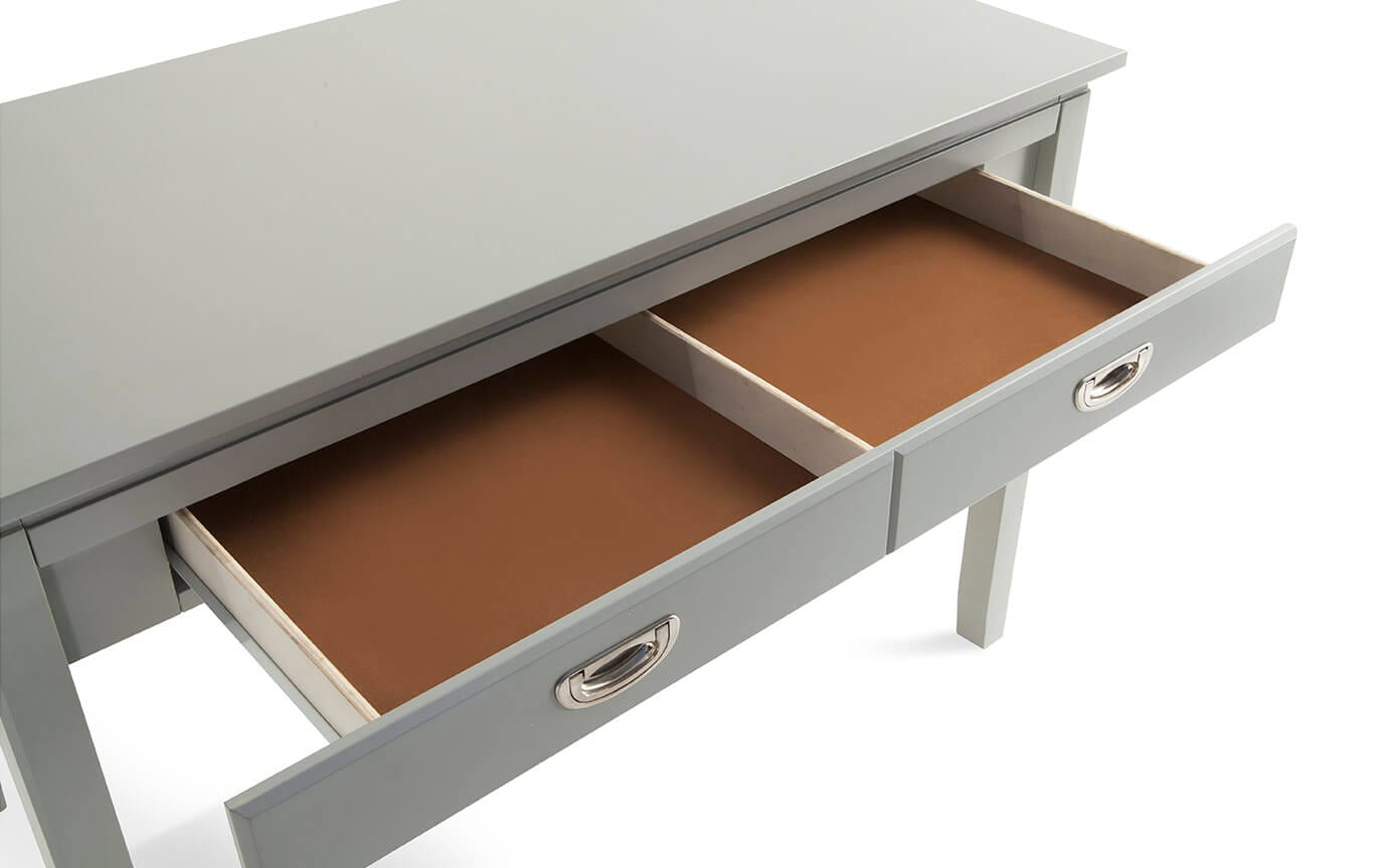 Chadwick Gray Desk