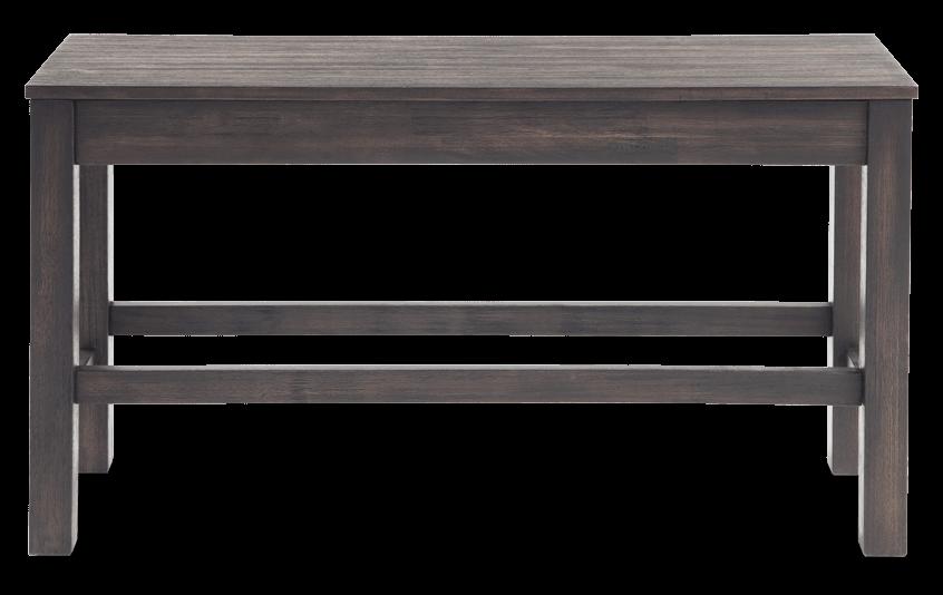 Summit Counter Storage Bench