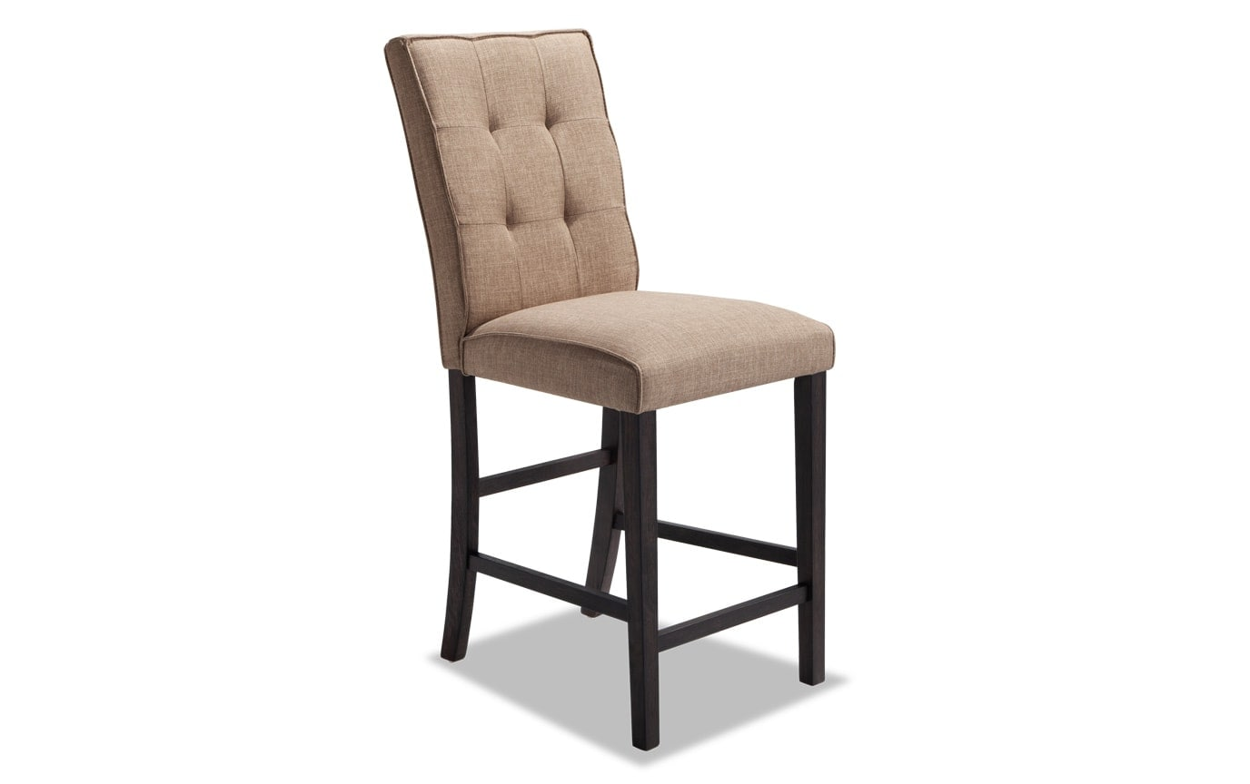 Summit Upholstered Counter Stool