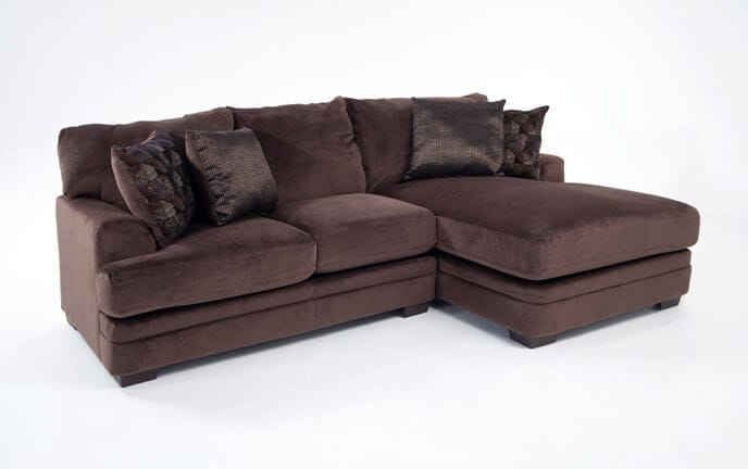 Charisma 2 Piece Left Arm Facing Sectional