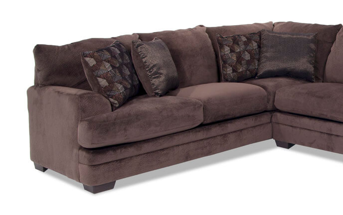 Charisma 3 Piece Left Arm Facing Sectional
