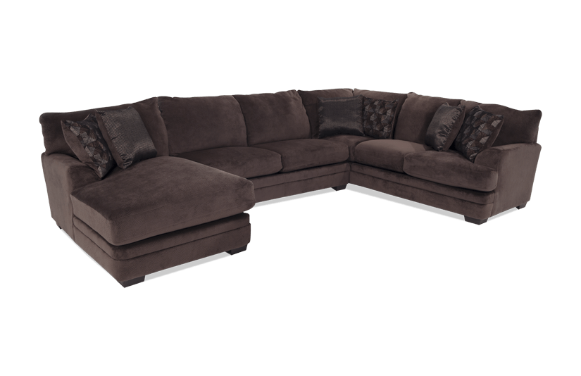 Charisma 3 Piece Right Arm Facing Sectional