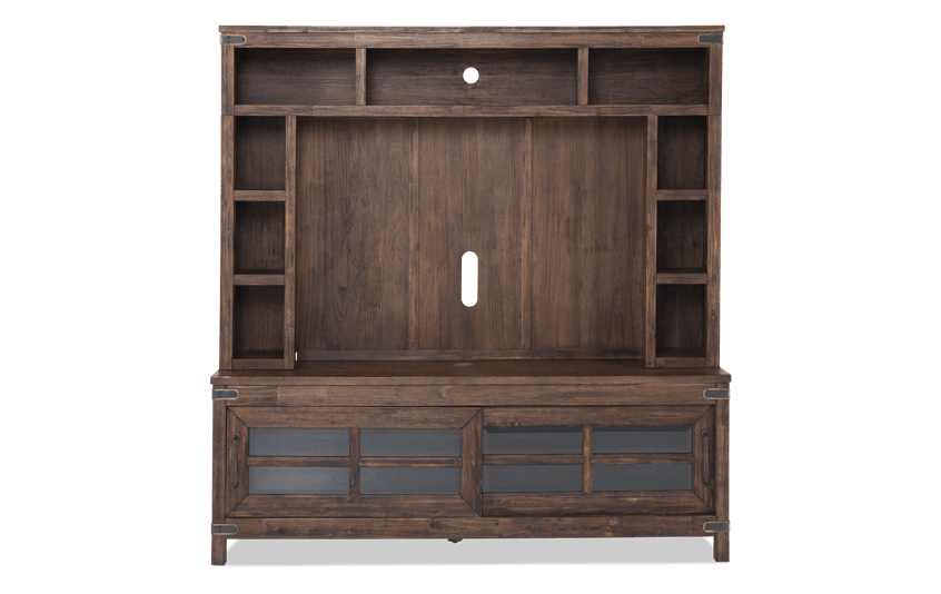 side and hutch design product jefferson premier entertainment fireplace for stand with centers home tv traditional stands bookcases