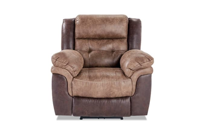 traditional recliner boy lazy pin queen anne recliners brown chair clgl wing