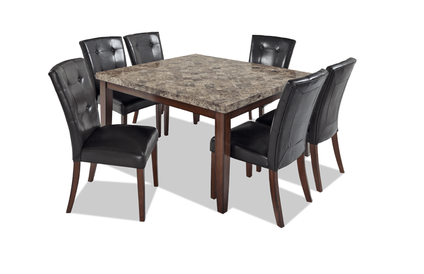 Montibello 54 X 7 Piece Dining Set
