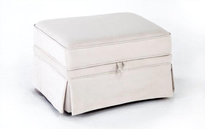 Katie Storage Ottoman