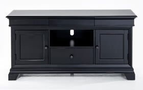 Phillipe Black 52'' TV Console