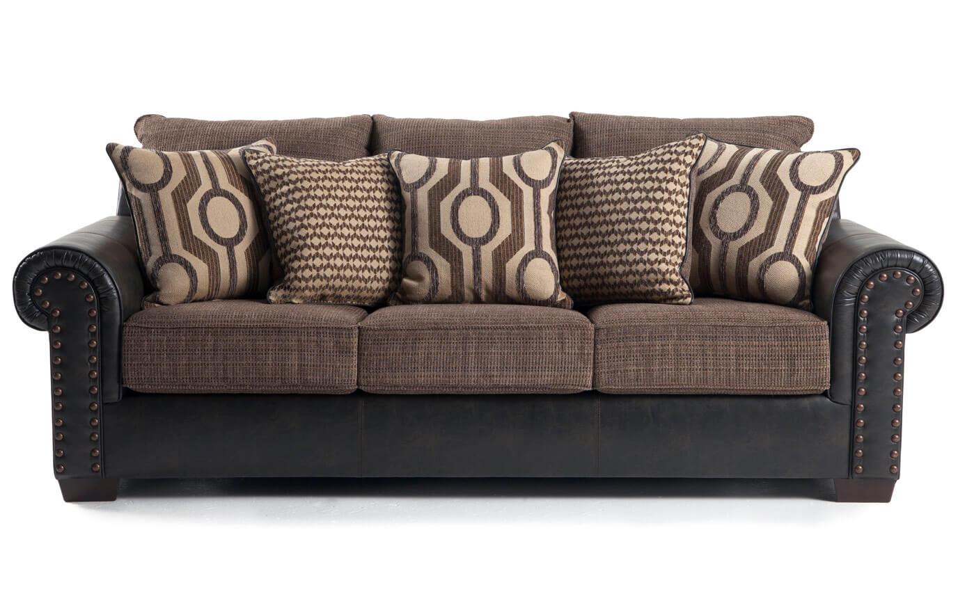 Value City Sofa And Loveseat Set