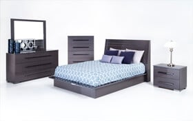 Platinum Bedroom Set