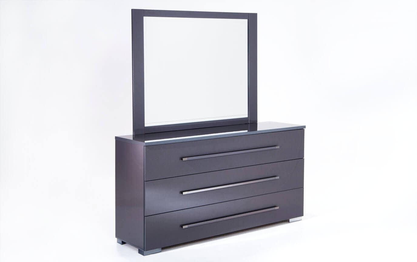 Platinum Bedroom Set