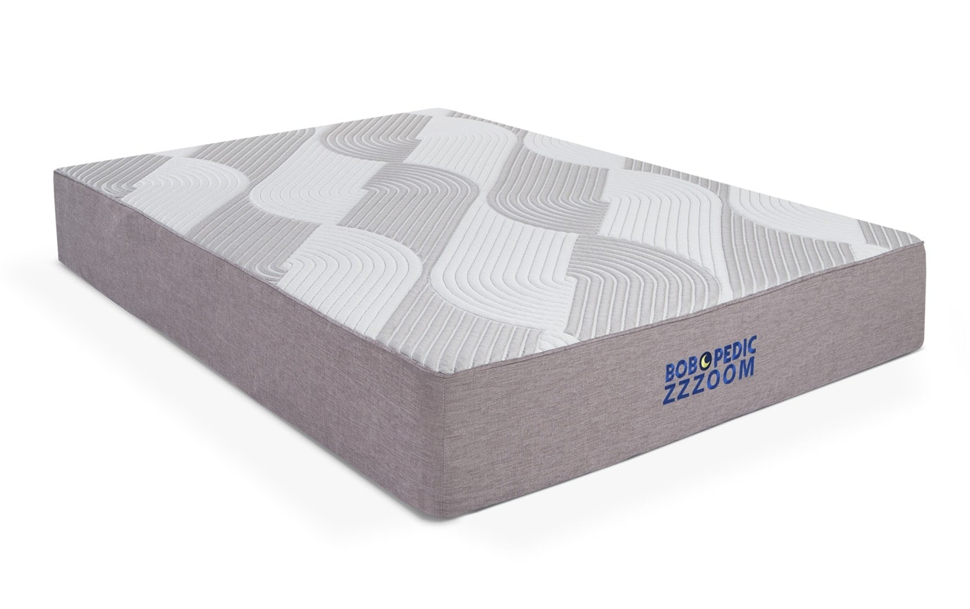 Bob-O-Pedic Zzzoom Full Mattress