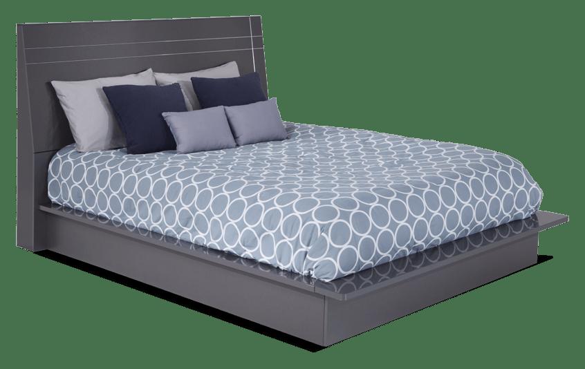 Stratford Gemma Platinum Queen Bed