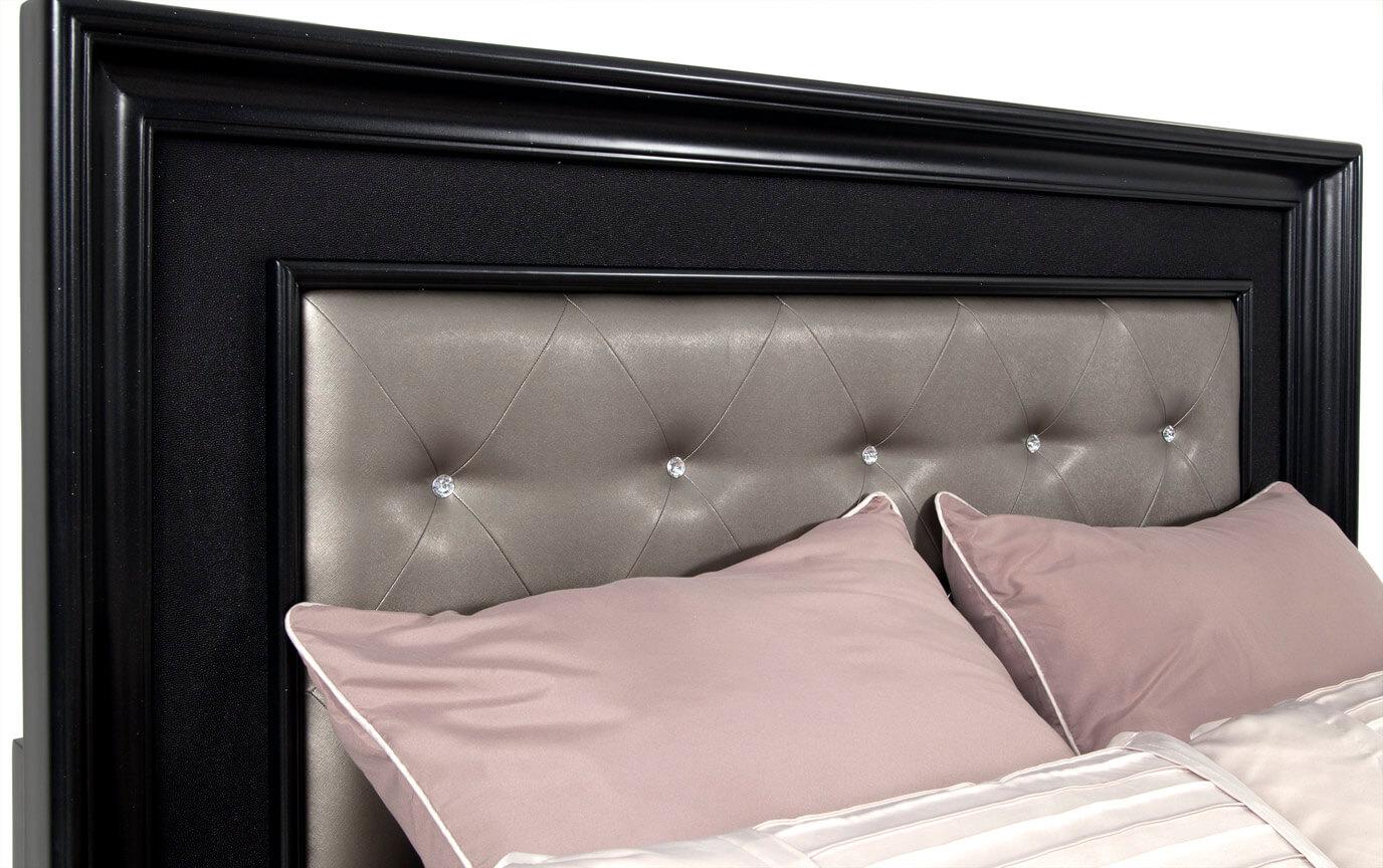 Diva Midnight King Bed