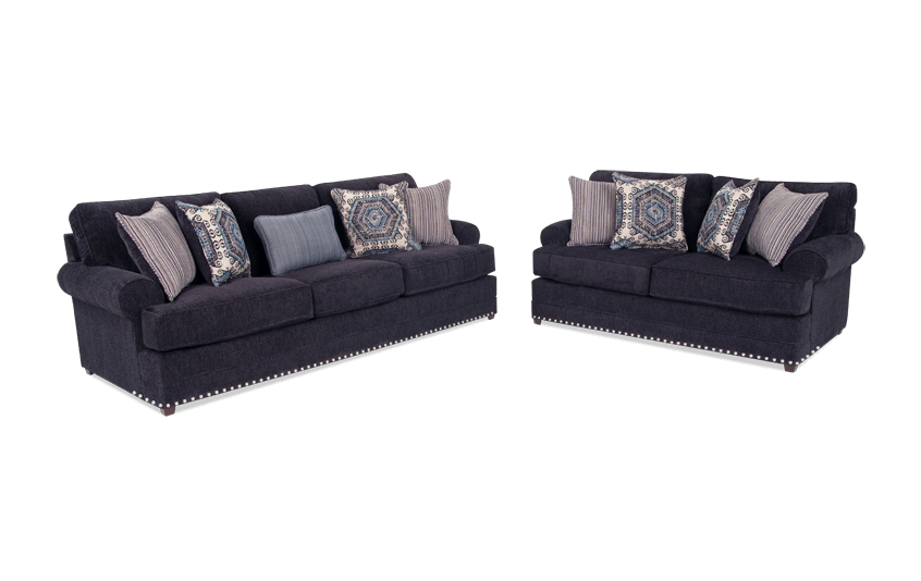 Dakota Sofa & Loveseat