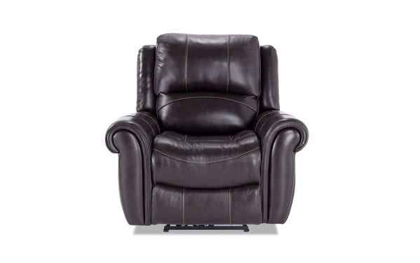 Bennett Leather Power Recliner ...