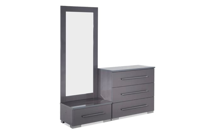 Platinum 3 Piece Dressing Mirror Group