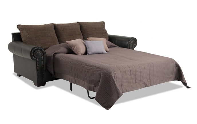 Wyatt Bob-O-Pedic Queen Sleeper Sofa