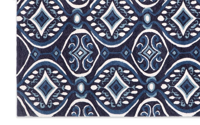 Bora Bora Blue Rug