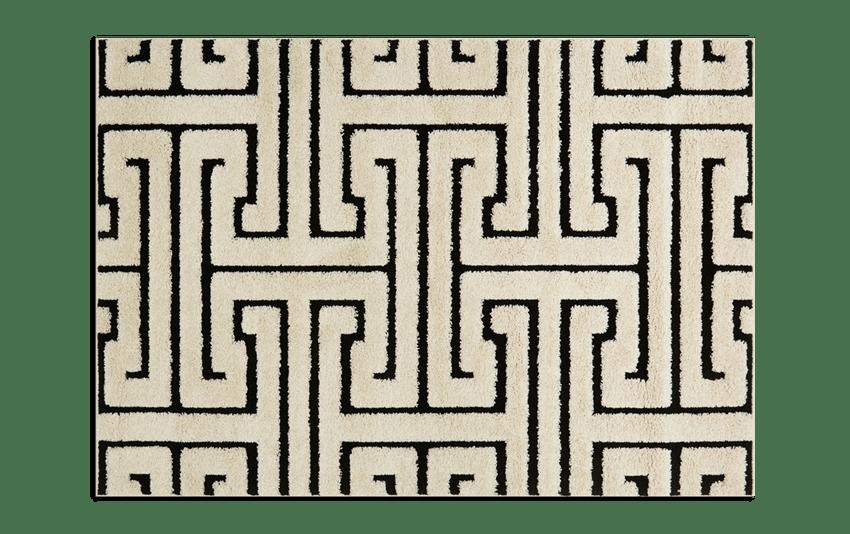 Labyrinth Rug