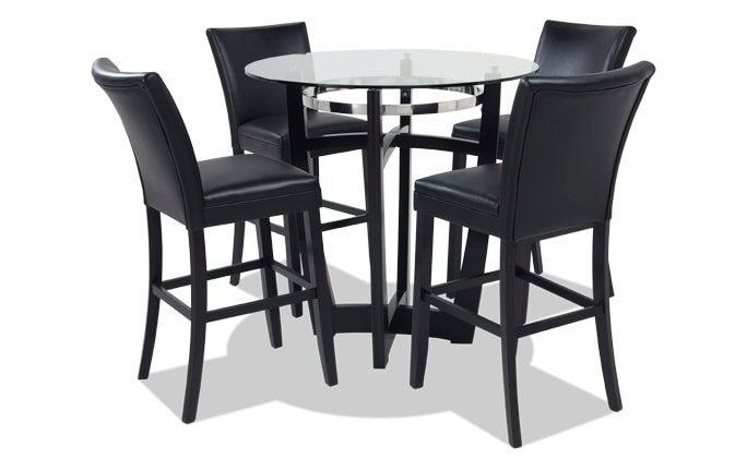 Matinee 5 Piece Bar Set