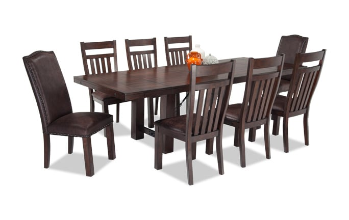 Mesa 9 Piece Dining Set