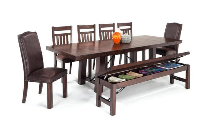 Mesa 8 Piece Dining Set