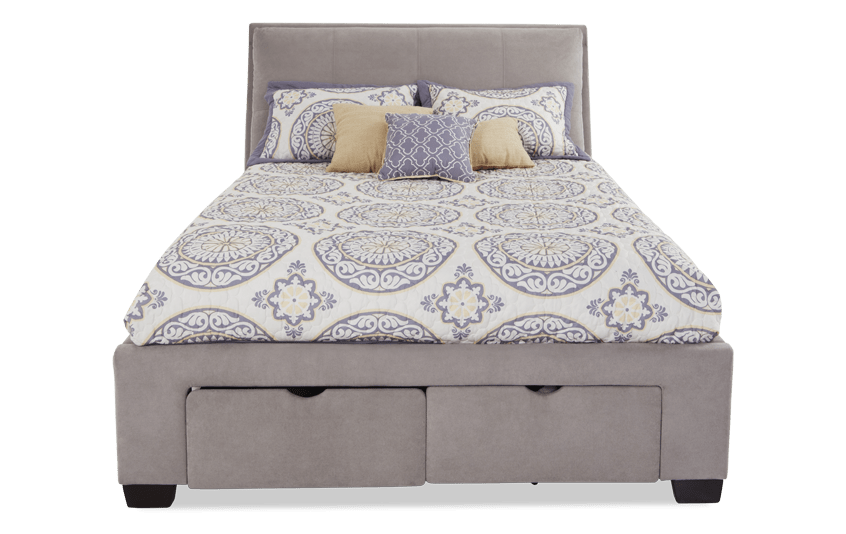 Cameron King Storage Bed