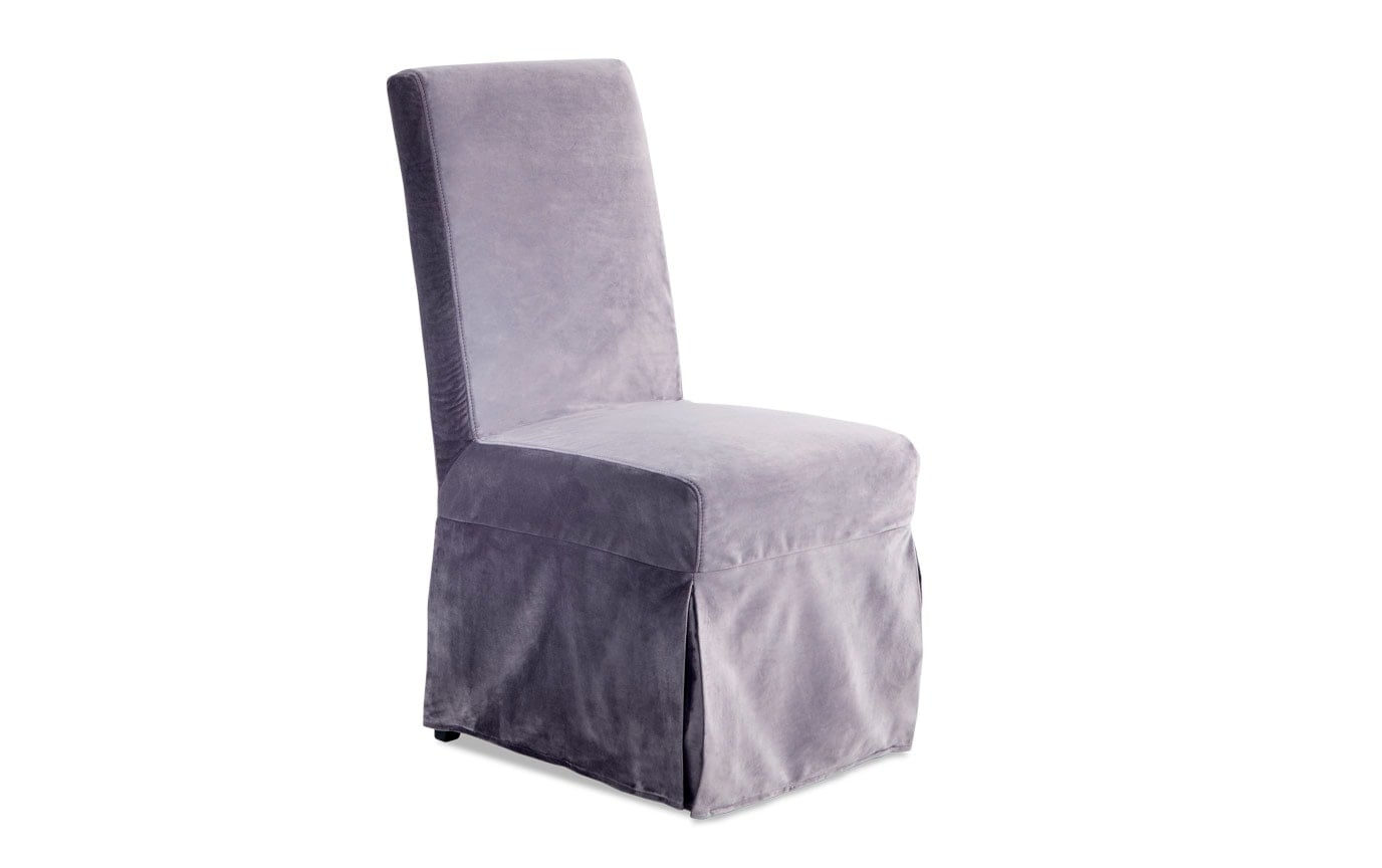 Sanctuary Gray  Upholstered Chair
