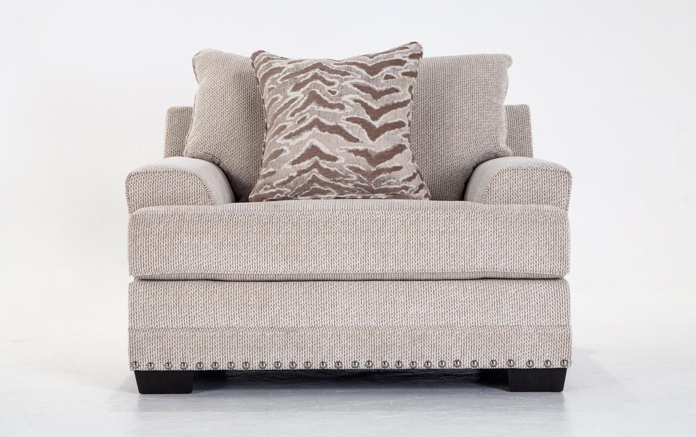 Etonnant Glitz Oversized Chair