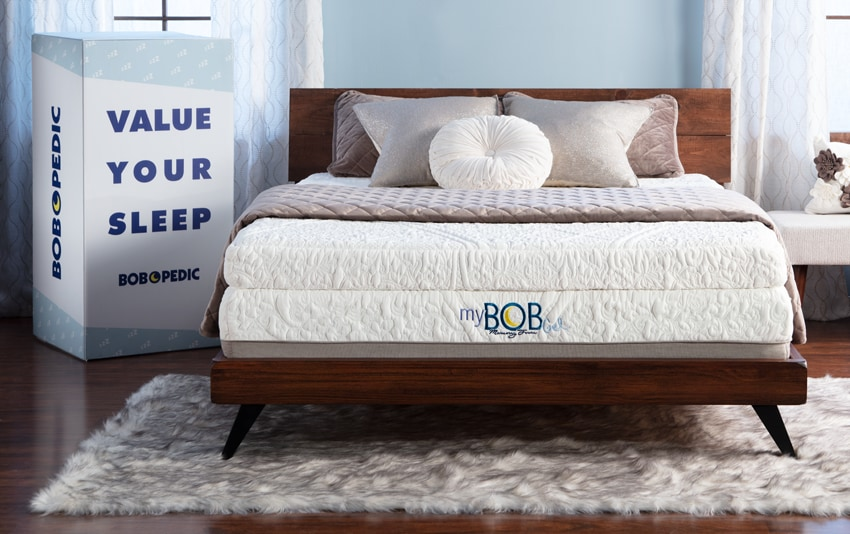 MyBob Gel Mattress