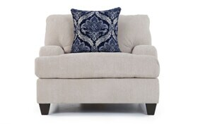 Hamptons Oversized Chair