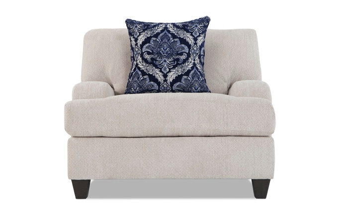 Hamptons Oversized Chair