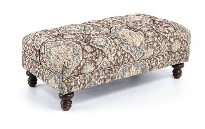 Garden City Cocktail Ottoman