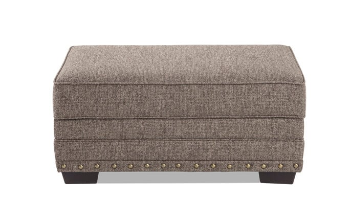 Garden City Storage Ottoman