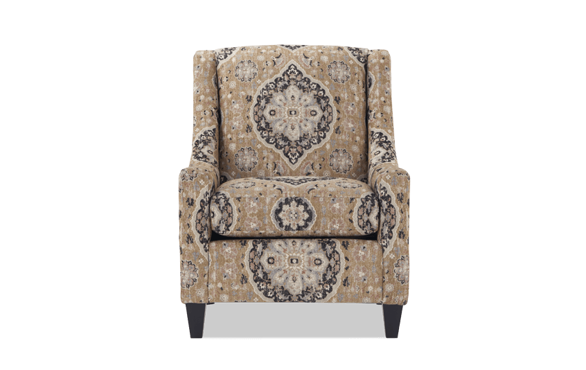 Garden City Gray Accent Chair