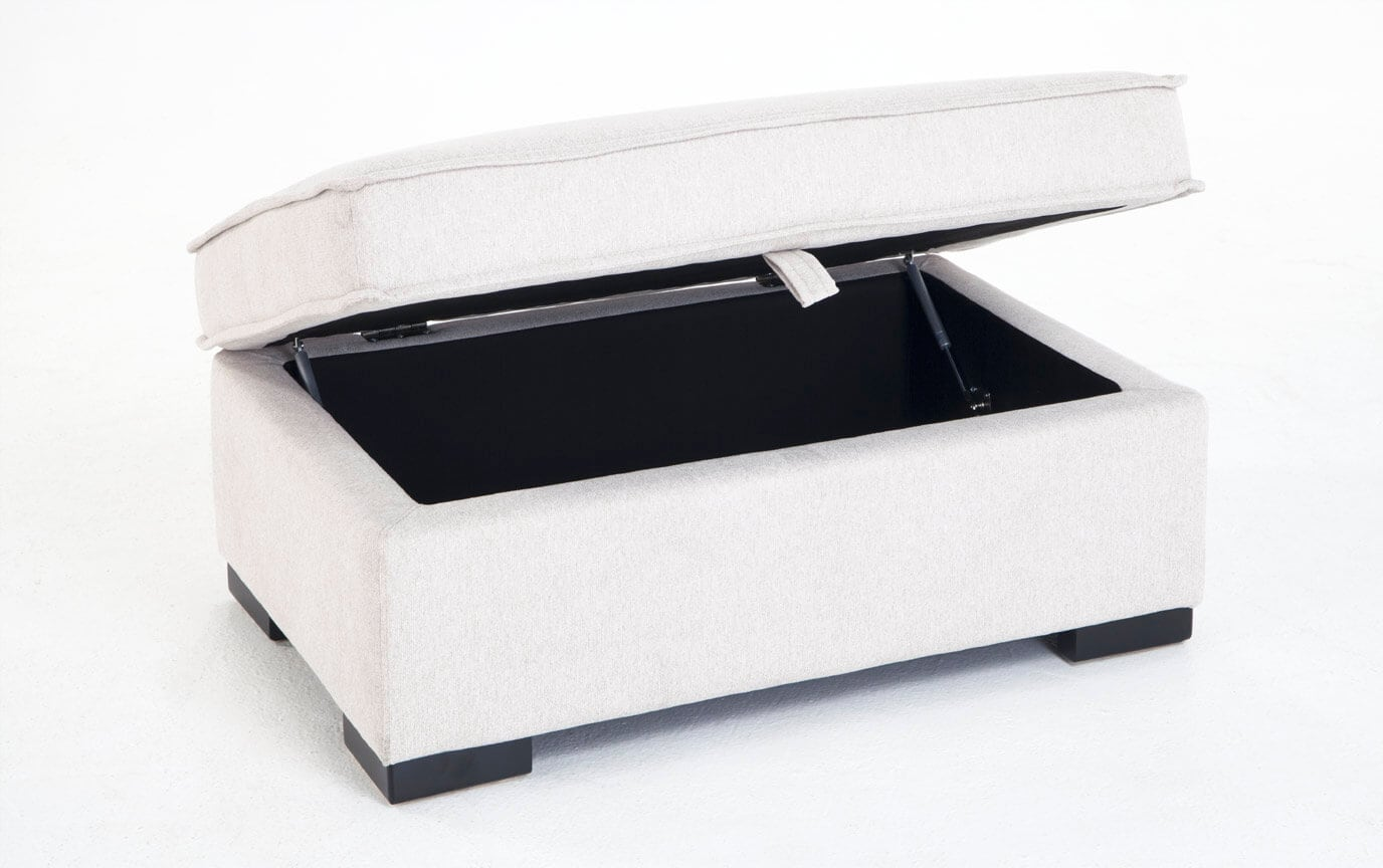 Playscape Storage Ottoman