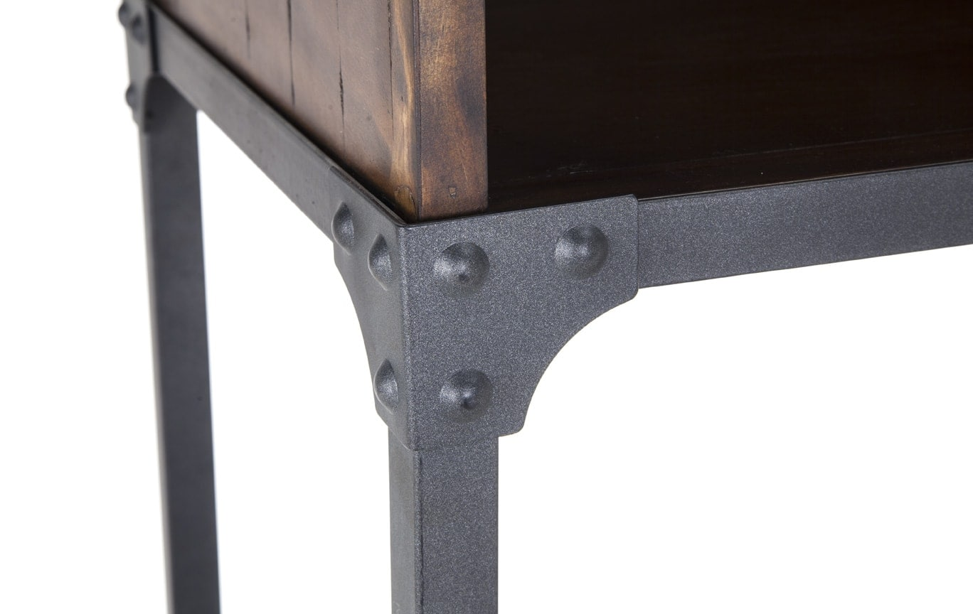 Rivet Sofa Table