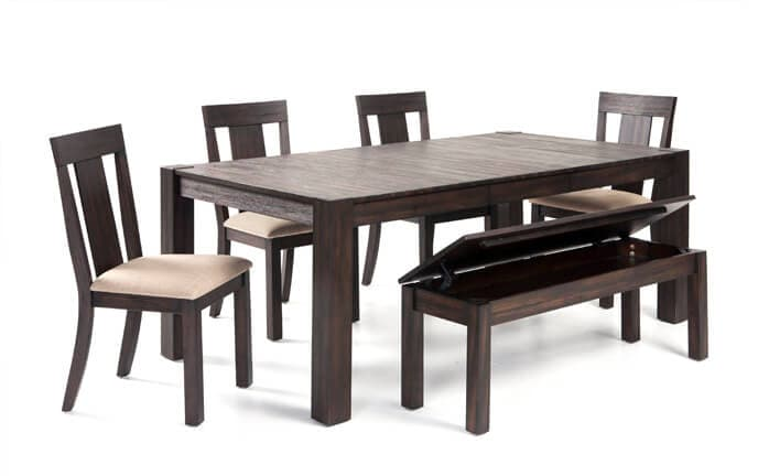 Summit Dining Room Collections Bob S Discount Furniture