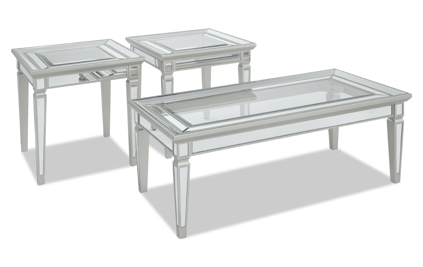 Reflection Coffee Table Set