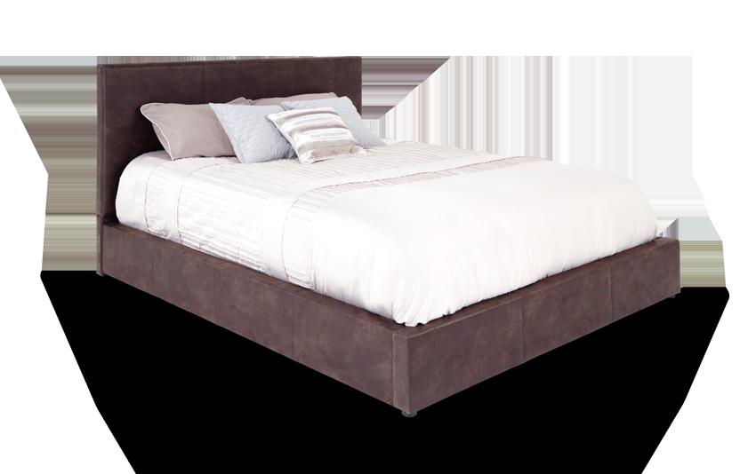 Austin Upholstered Bed Bobs Discount Furniture