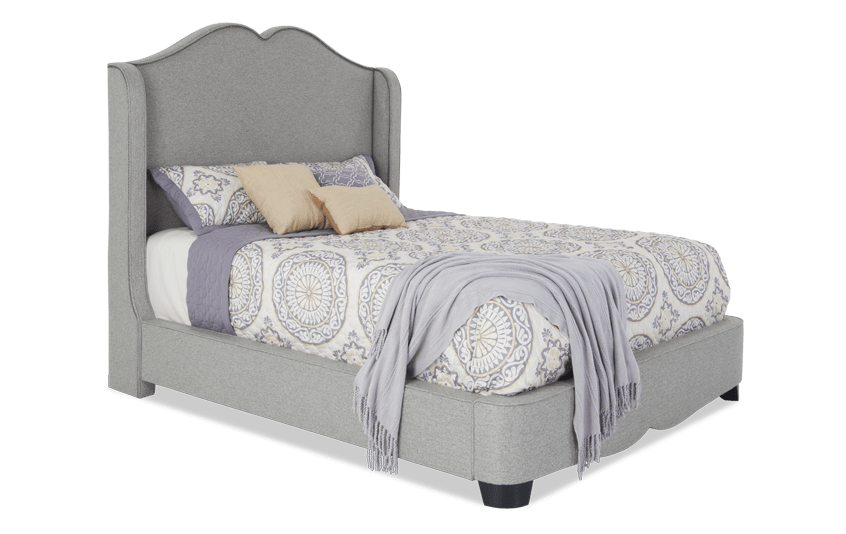 Lisa Upholstered Bed