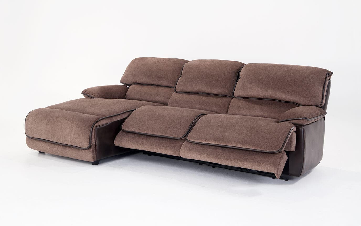 Dawson Power 3 Piece Right Arm Facing Sectional