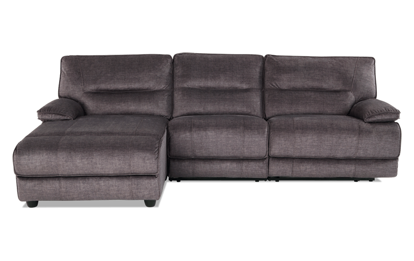 Pacifica 3 Piece Power Reclining Right Arm Facing Sectional