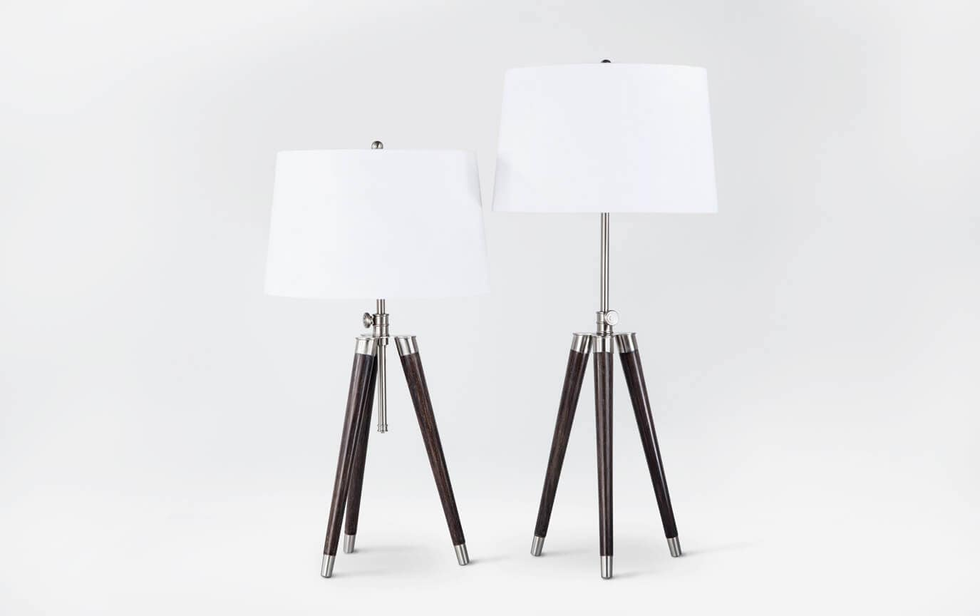 Set of 2 Explorer Table Lamps