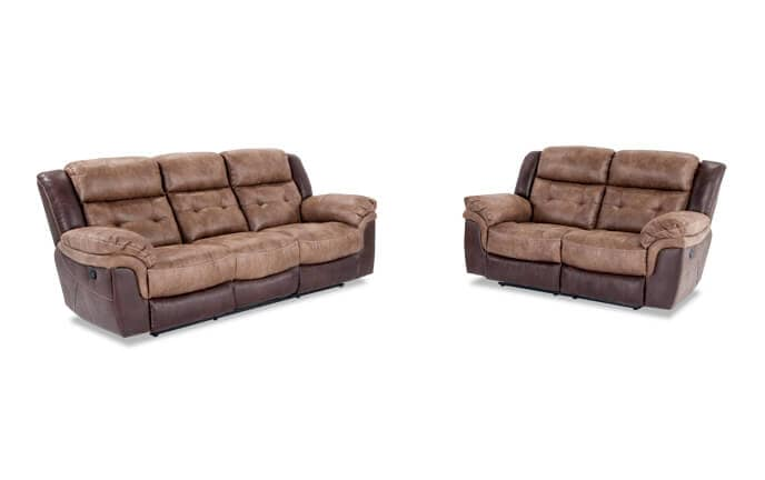Navigator Manual Sofa & Loveseat
