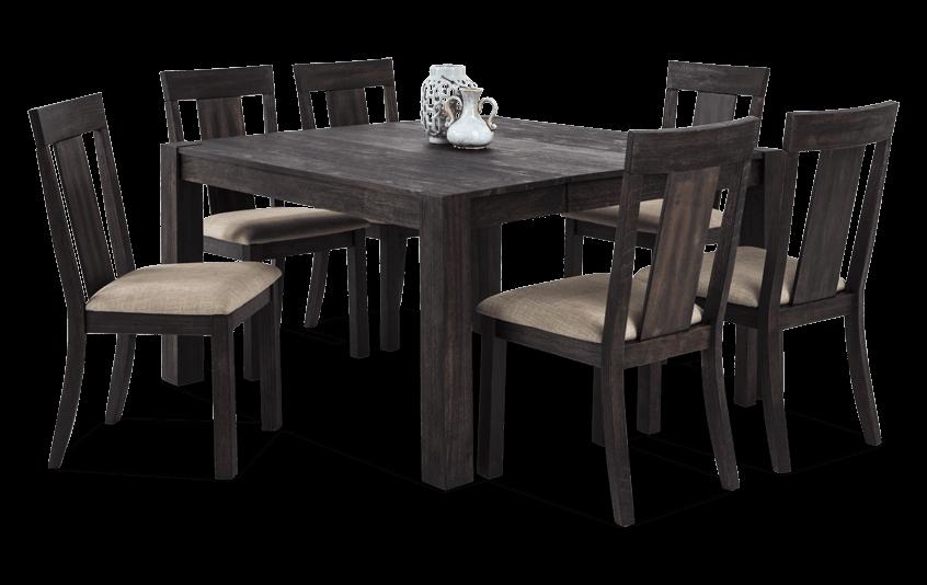 Summit 54 X 7 Piece Dining Set