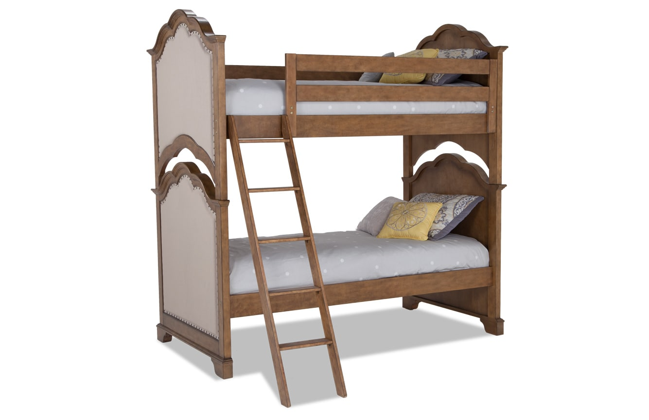 Paige Twin Bunk Bed